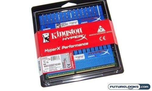 Kingston HyperX 4GB 2133MHz DDR3 Dual Channel Memory Kit Review