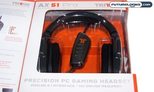 Tritton Technologies AX51 Pro Precision PC Gaming Headset Review