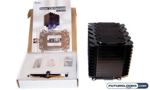 Tuniq Tower 120 Extreme CPU Cooler Review