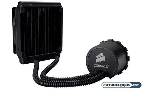 Corsair Hydro Series H50 High-Performance CPU Cooler Review