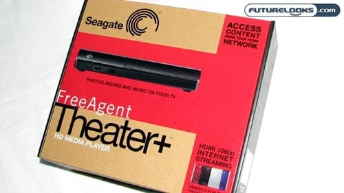 Seagate FreeAgent Theater+ HD Media Player Review