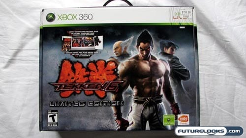 Tekken 6 Limited Edition Bundle for Xbox 360 Reviewed