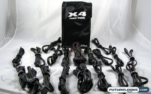 Ultra Products X4 1050W Modular ATX Power Supply Review