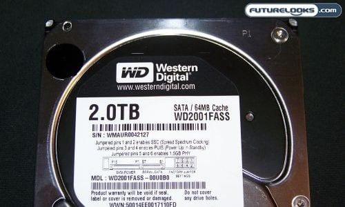 Western Digital Caviar Black 2.0TB (WD2001FASS) SATA Hard Drive Review