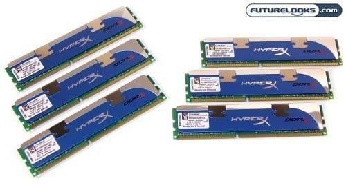 Kingston HyperX 12GB 1600MHz DDR3 Triple Channel Memory Kit Review