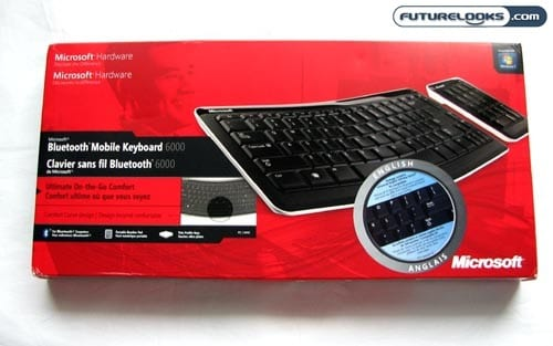 Microsoft Bluetooth Mobile Keyboard 6000 Review