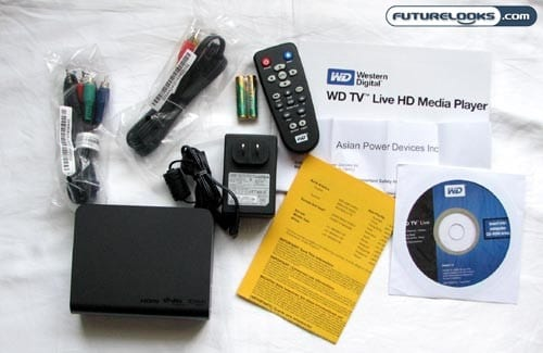 Western Digital WD TV Live HD Media Player Review