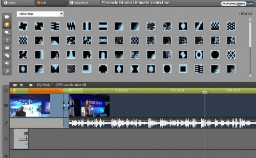 Pinnacle Studio HD Ultimate Collection V14 Reviewed
