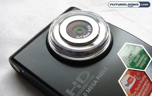 Samsung HMX-U10 Pocket Camcorder Review