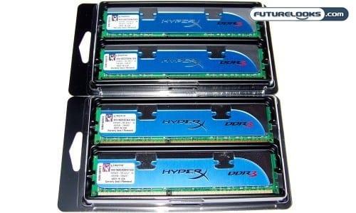 Kingston HyperX 16GB 1600MHz DDR3 Quad Channel Memory Kit Review