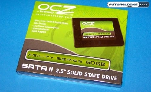 OCZ Technology 60GB Agility Series SATAII SSD Review