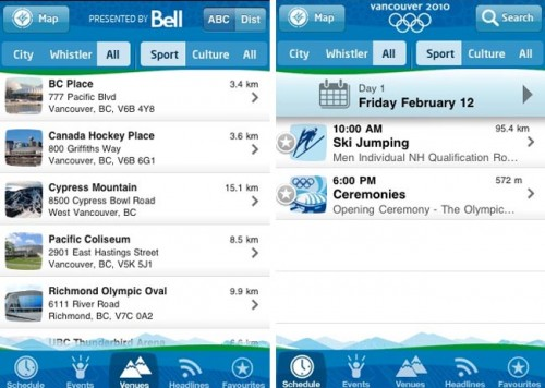 A Guide to the Cool Technology of the Vancouver 2010 Winter Olympic Games