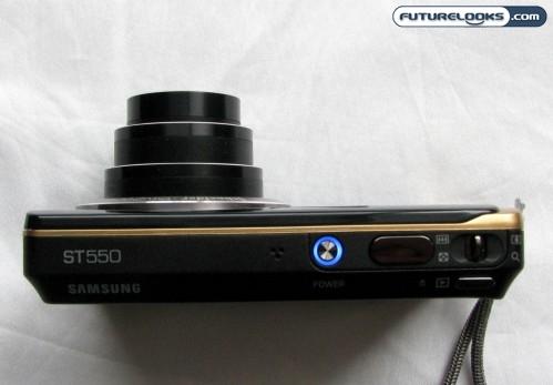 Samsung ST550 Dual LCD Digital Camera Review