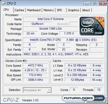 Intel Core i7-980X Extreme Edition Gulftown 6-Core 32nm Processor Review