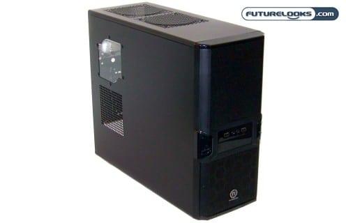 Thermaltake V3 Black Edition ATX Computer Case Review