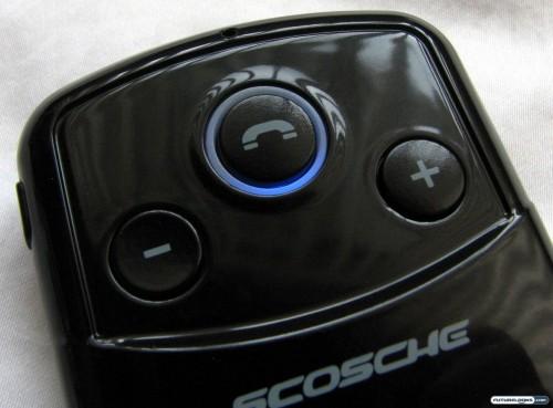 Scosche solCHAT II Solar Powered Bluetooth Speakerphone Review