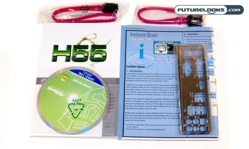 ASRock H55DE3 LGA1156 ATX Motherboard Review