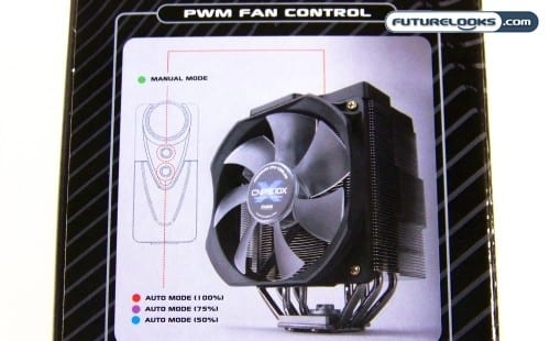 Zalman CNPS10X Extreme Ultra Quiet CPU Cooler Review