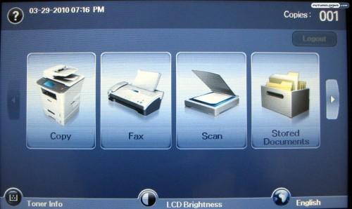 Samsung SCX-5935FN Network-Ready Monochrome Laser Multifunction Printer Review