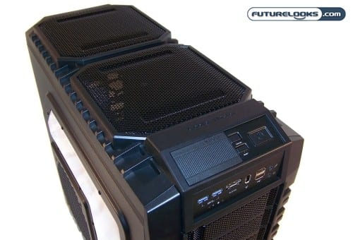 Cooler Master HAF X Full-Tower Enclosure Review