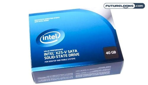 Light at the End of the Tunnel   Intel X25 V 40GB Solid State Drive Review 1
