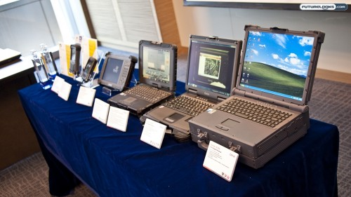 COMPUTEX 2010 Flashback - Touring the GETAC, GIGA-TMS, and Champtek Headquarters in Taiwan