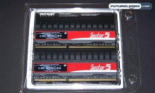 Patriot Memory's Viper II Sector5 4GB Dual Channel DDR3 2400MHz Memory Kit Reviewed