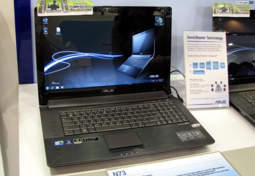 COMPUTEX 2010 - Asus Notebooks, Netbooks, and Tablets