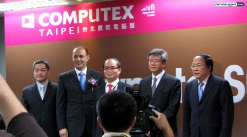 COMPUTEX 2010 - Keynote Summaries from AMD, Asus, Hanwang, and BenQ