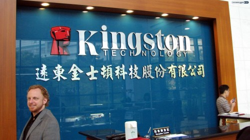 COMPUTEX 2010 Flashback - A Tour of Kingston Technology's Factory and New Products