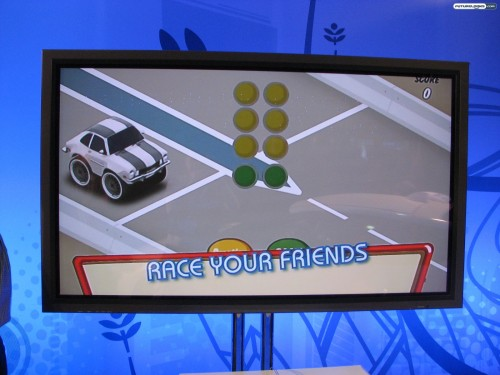 E3 2010 - Honda CR-Z Sports Hybrid and Car Town for Facebook