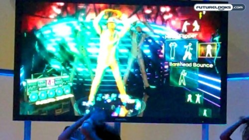 E3 2010 - Harmonix Unleashes Rockband 3 and Dance Central and Leonard Nimoy is a Gamer?