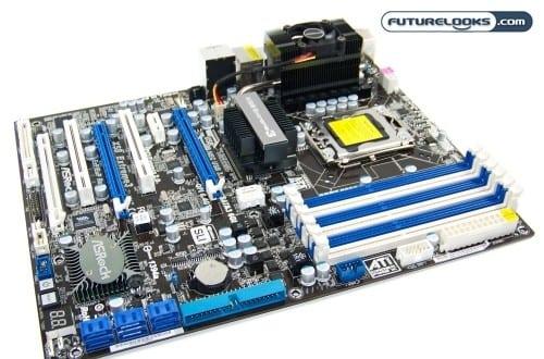 ASRock X58 Extreme 3 LGA1366 Motherboard Review