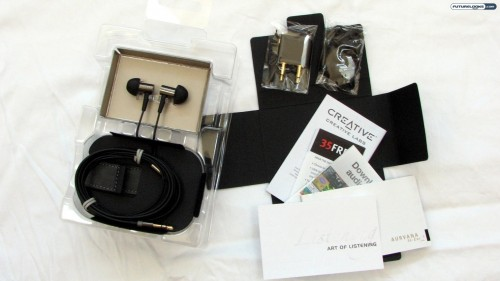Creative Labs Aurvana In-Ear 2 Earphones Review