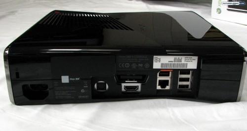 Futurelooks Checks Out the New Microsoft Xbox 360 S Slim 250GB Console