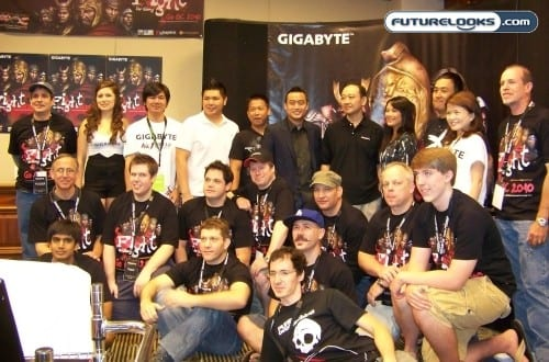 GOOC 2010 - The GIGABYTE Open Overclocking Championship Lands in Los Angeles, USA!