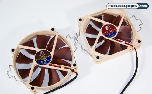 Noctua NH-D14 CPU Cooler Review