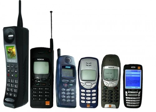 Futurelooks Looks Back at Some Major Cellphone Technology Milestones