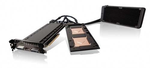 CoolIT Systems Omni A.L.C. Universal GPU Cooling System Review