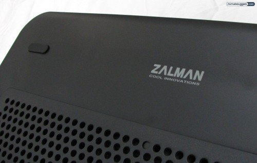 Updated - Zalman ZM-NC2500Plus Notebook Cooler Review
