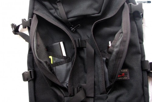 Tom Bihn Brain Bag Laptop Backpack Review