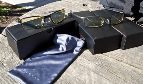 Gunnar Optiks Digital Performance Eyewear Review Featuring the Phenom and Onyx (Video)