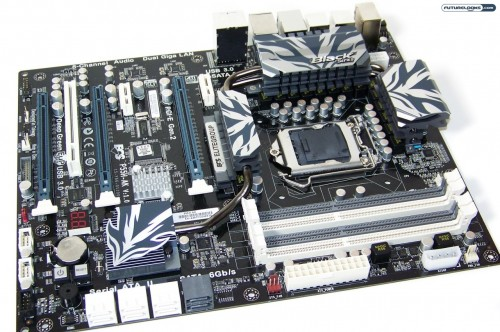 ECS Elitegroup P55H-AK LGA1156 ATX Motherboard Review