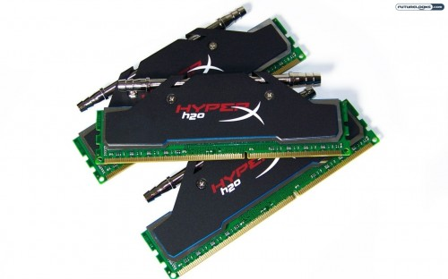 Kingston HyperX H2O 6GB 2000MHz DDR3 Triple Channel Memory Kit Review