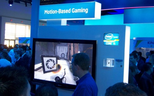 CES 2011 - Checking In with nVidia, Intel, MSI, Kingston, ZALMAN, and VIA