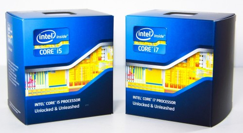 "Intel Next Generation Core i5-2500K and i7-2600K ""Sandy Bridge"" Processors Reviewed"
