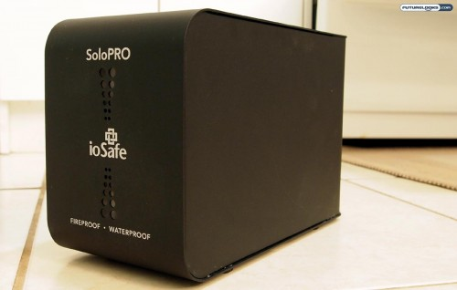 ioSafe SoloPRO USB 3.0 1TB Disaster Proof External Hard Drive Review