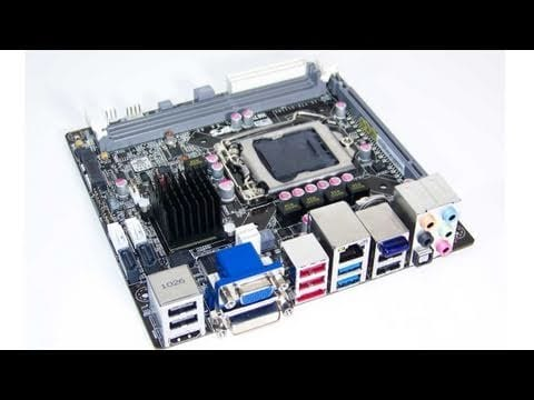 "Video - Futurelooks Unboxes the ECS Elitegroup H67H2-I Mini ITX LGA1155 ""Sandy Bridge"" Motherboard"