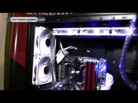 CES 2011 Video Coverage - iBUYPOWER Shows Battalion Multi-Touch CZ-12 Notebook and Erebus Custom Gaming Systems