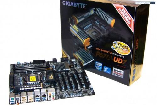 "GIGABYTE GA-P67A-UD7 LGA1155 ""Sandy Bridge"" Motherboard Review"